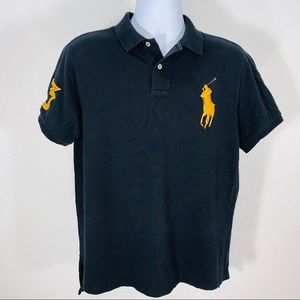 Polo by Ralph Lauren Big Pony logo size L